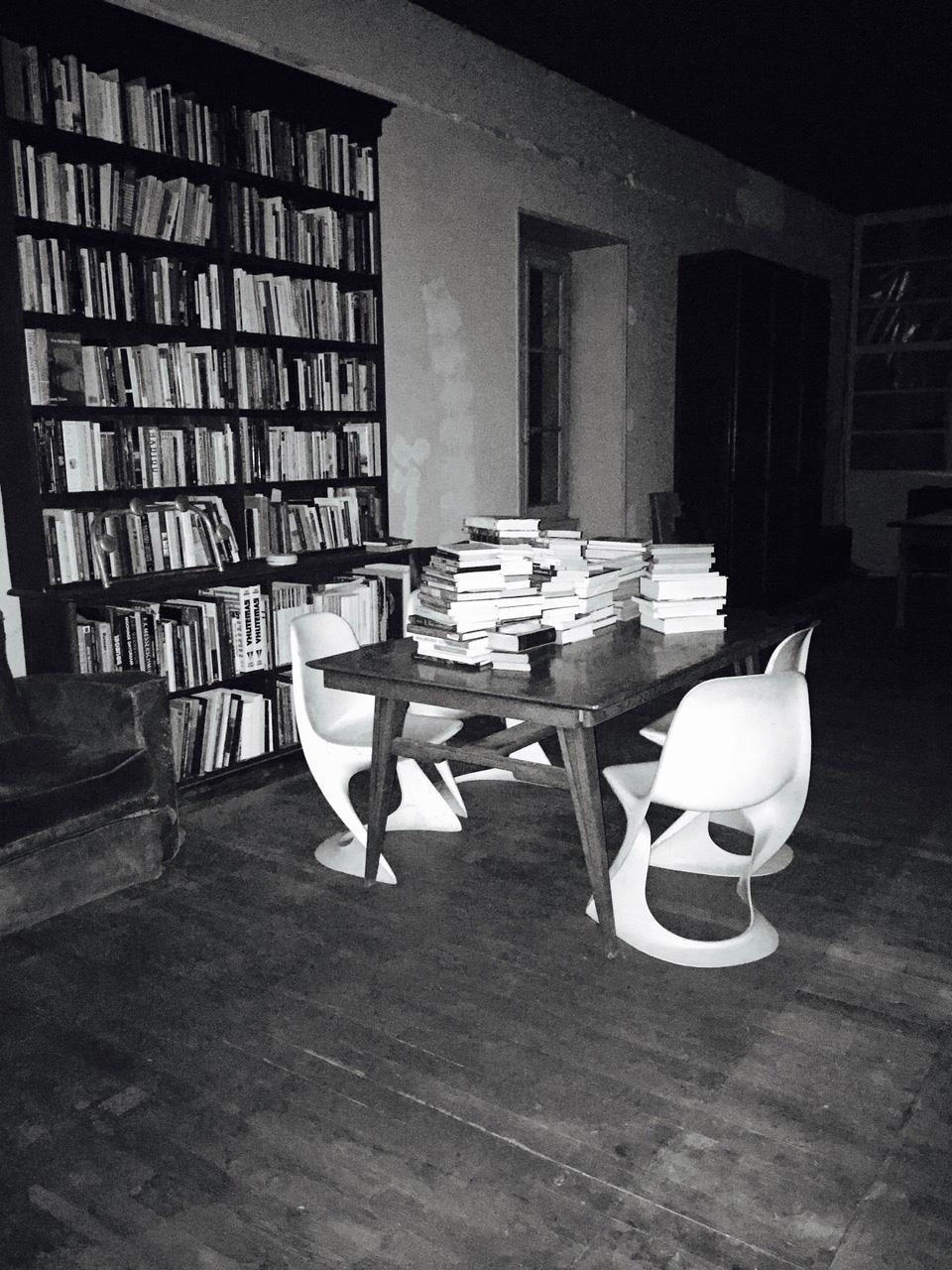 Summer Room Writing Residency - Treignac Projet