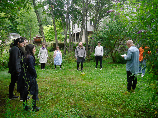 Entangling Matter and Meaning - Treignac Projet