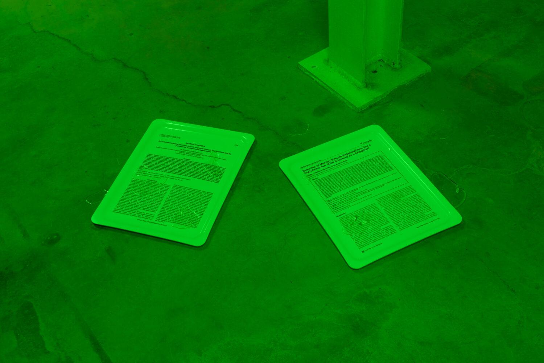 La fuite et l'enveloppe - Treignac Projet